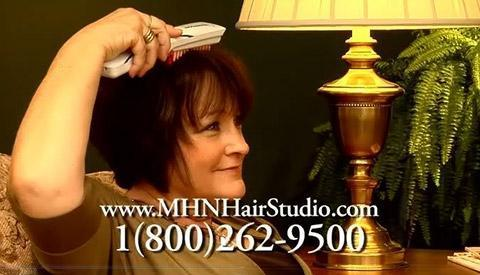 Women's Laser Hair Therapy Testimonial