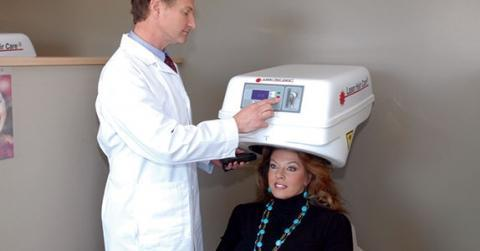 Laser Hair Therapy for Alopecia