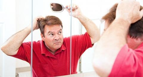 Do this one thing to head off hair loss.
