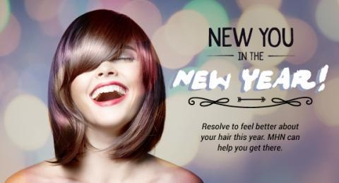 A New You in the New Year!