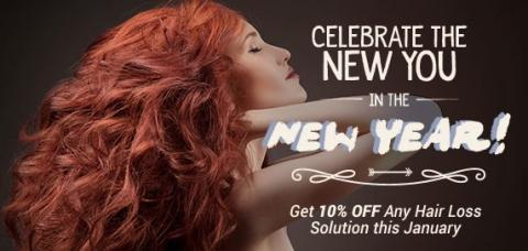 Celebrate the New You - 10% OFF